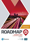 Roadmap A1 Students' Book with Online Practice, Digital Resources & Mobile Practice App