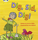 Bug Club Phonics Phase 2: Dig, Sid, Dig! (Reading Level 1/F&P Level A)