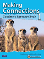Making Connections Teacher's Resource Book 1 and CD-ROM
