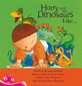 Bug Club Level  2 - Pink: Harry and the Dinosaurs Like (Reading Level 2/F&P Level B)