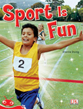 Bug Club Level  4 - Red: Sport is Fun (Reading Level 4/F&P Level C)
