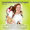 Pacioli Consolidation Accounting Program: Version 10.0
