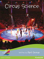 Sails Additional Fluency - Silver Bridging Emerald: Circus Science (Reading Level 24-25/F&P Level O-P)