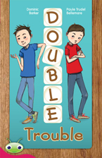 Bug Club Level 27 - Ruby: Double Trouble (Reading Level 27/F&P Level R)