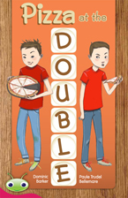 Bug Club Level 27 - Ruby: Pizza at the Double (Reading Level 27/F&P Level R)