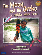 Sharing Our Stories 2: The Moon and the Gecko (Paperback)
