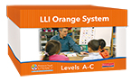 Fountas & Pinnell Leveled Literacy Intervention (LLI) Orange System