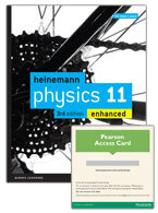Heinemann Physics 11 Enhanced Student Book/Pearson Reader 1.0 Combo Pack