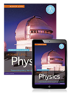 Pearson Baccalaureate Physics Higher Level (Book + eText Bundle)