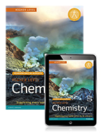 Pearson Baccalaureate Chemistry Higher Level (Book + eText Bundle)