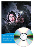 Pearson English Active Readers Level 4: Crime Story Collection (Book + CD)