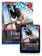 Francais B for IB Diploma (Book + eBook)