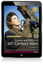 History: Causes and Effects of 20th Century Wars eText