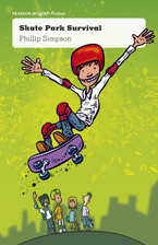 Pearson English Year 5: Places and Spaces - Fiction Topic Book - Skate Park Survival
