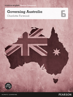 Pearson English Year 6: Governing Australia - Teacher Companion