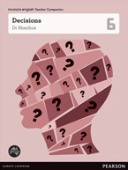 Pearson English Year 6: Decisions - Teacher Companion