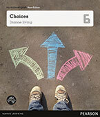 Pearson English Year 6: Decisions - Choices (Reading Level 30++/F&P Level W-Y)