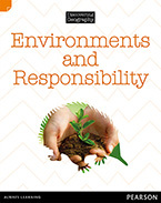 Discovering Geography (Middle Primary Nonfiction Topic Book): Environments and Responsibility (Reading Level 28/F&P Level S)