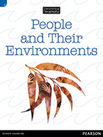 Discovering Geography (Upper Primary Nonfiction Topic Book): People and Their Environments (Reading Level 29/F&P Level T)