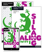 Saling Silang 1 Student Book with Reader+ and Activity Book