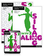 Saling Silang 2 Student Book with Reader+ and Activity Book