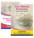 The Market Economy 2015 Pack (Student Book & Workbook)
