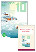 Pearson Geography 10 Reader 2.0/Student Book Bundle