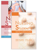 Nursing Student's Clinical Survival Guide + Nursing Student's Maths & Medications Survival Guide - Value Pack