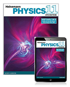 Heinemann Physics 11 Student Book with Reader+