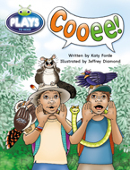 Bug Club Plays - Gold: Cooee! (Reading Level 21-22/F&P Level L-M)