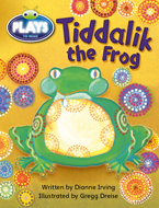 Bug Club Plays - Yellow: Tiddalik the Frog (Reading Level 6-8/F&P Level D-E)