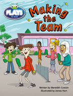 Bug Club Plays - Lime: Making the Team (Reading Level 25-26/F&P Level P-Q)
