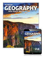 Pearson Geography New South Wales Stage 4 Student Book