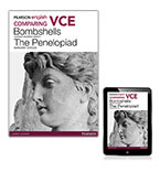Pearson English VCE Comparing Bombshells and The Penelopiad + Pearson eBook