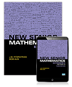 New Senior Mathematics Extension 2 Year 12 Student Book with Reader+