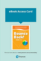 Bounce Back! Years 3-4 Reader+ (Access Card)