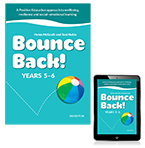 Bounce Back! Years 5-6 (Book with Reader+)