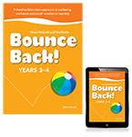 Bounce Back! Years 3-4 (Book with Reader+)