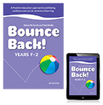 Bounce Back! Years F-2 (Book with Reader+)