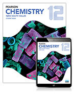 Pearson Chemistry 12 New South Wales Student Book with eBook
