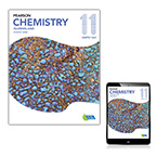 Pearson Chemistry Queensland 11 Student Book with Reader+