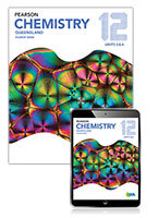 Pearson Chemistry Queensland 12 Student Book with Reader+
