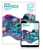 Pearson Physics Queensland 12 Student Book with Reader+