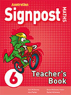 Australian Signpost Maths 6 Teacher's Book