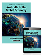 Australia in the Global Economy 2019 Student Book with Reader+