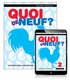 Quoi de Neuf ? 2 Student Book with eBook