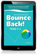 Bounce Back! Years 5-6 eBook