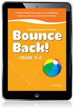 Bounce Back! Years 3-4 eBook
