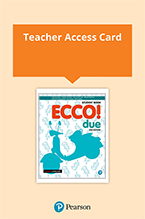 Ecco! due Teacher Reader+ and Audio Download (Access Card)