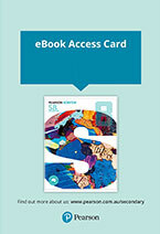 Pearson Science  8 Reader+ (Access Card)